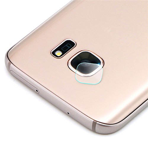 Plus Camera Lens Screen Guard Protection Pack of Two for Samsung Galaxy S7 Edge