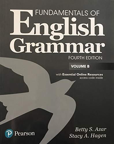 Fundamentals of English Grammar + Online Resources: B