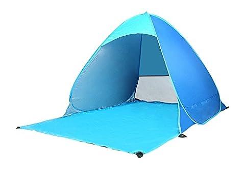 BATTOP Pop-up automatique de la famille des tentesl'extérieur de la cabine deplageportablerapidedepare-soleilUV