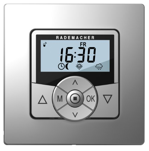 Rademacher 36500582 Troll Comfort DuoFern - Aluminium