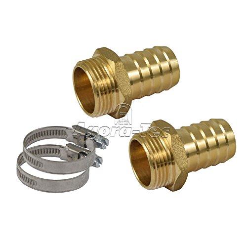 Schlauchanschluss Steckverbinder für