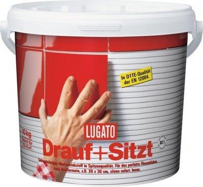 Lugato Drauf + Sitzt 4 kg (Styropor-kleber Bis Decke Fliesen)