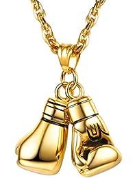 5e5fb7be6815 Amazon.es  Chapado en oro - Collares   Mujer  Joyería