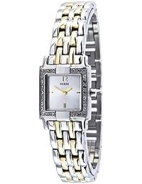 Guess Damen-Armbanduhr XS Analog Edelstahl W10590L1