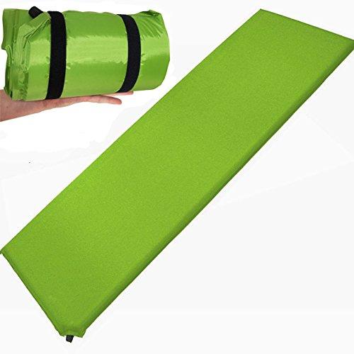Norskskin Eristys 3 faltbare Selfinflating Matte Isomatte Luftbett Packmaß 28x18 cm