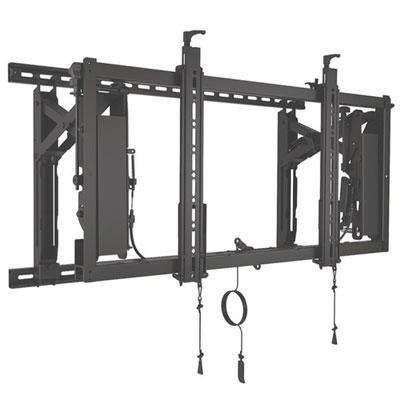 Chief LVS1U - CHIEFLVS1U - ConnexSys Video Wall Landscape Mounting System with Rails 42
