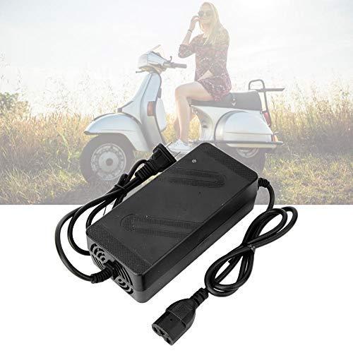 Naroote Caricabatterie, Litio 48V 2A per Spina elettrica Bicicletta elettrica CN 220V