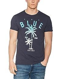 edc by Esprit 047cc2k012, T-Shirt Homme