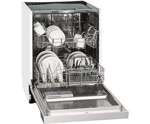 Exquisit EGSP 1012E/B Spülmaschine, inox