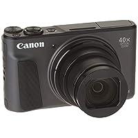 CanonPowerShot SX730 HS, 20.3MP Digital Camera - Black