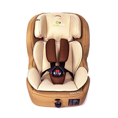 kinderkraft-safetyfix-asiento-de-coche-con-isofix-9-36-kg-grupo-1-2-3-beige