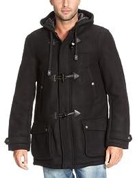 Schott Nyc Warren - Duffle coat - À capuche - Manches longues - Homme