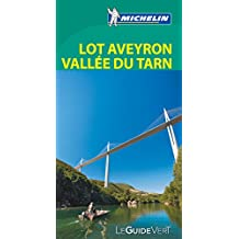 Le Guide Vert Lot Aveyron Vallée du Tarn Michelin
