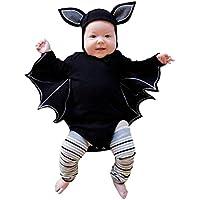 Ropa Bebé,❤ Modaworld Bebés recién Nacidos niñas Traje de Halloween Mameluco Monos y