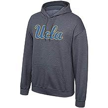 timeless design f7153 2924a eLITe Fan Shop NCAA Men s UCLA Bruins Hoodie Sweatshirt Dark Heather Icon UCLA  Bruins Dark Heather