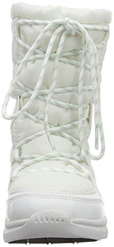 O'Neill Zephyr Snowjogger Lt Ripstop Nylon, Chaussures Neige Bottes femme Blanc - Weiß (White (1900) B00)