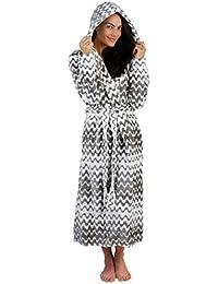 Vestidos de Mujer Bata de pingüino Búho Vestidos de Lujo para Mujer Batas de Felpa Novedad