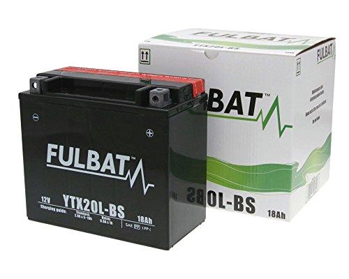 0L-BS MF wartungsfrei für BRP (Can-Am) Outlander 800 EFI, MAX, Renegade 800[ inkl.7.50 EUR Batteriepfand ] ()