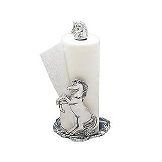 Arthur Court Horse 14-1/2-Inch Paper Towel Holder by Arthur Court Designs