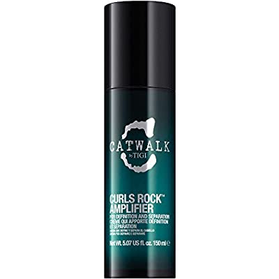 TIGI CATWALK Curls Rock Amplifier Curl Defining Cream 150ml