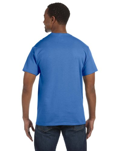 The Adicts auf American Apparel Fine Jersey Shirt Blau - Palace Blue