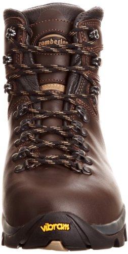 Zamberlan 996 Vioz Gt W, Chaussures randonnée femme Marron-V.5