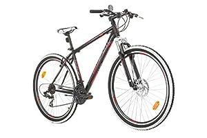 29 Zoll Bikesport HI-FLY Fahrrad MTB Mountainbike Hardtail ALU rahmen Shimano...