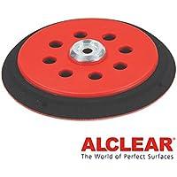 ALCLEAR Piattino di sostegno speciale per eccentrico Ø 123mm, rosso - ukpricecomparsion.eu