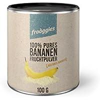 frooggies Fruchtpulver Banane, 100 g