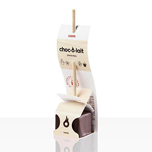 Choc-o-lait Trinkschokolade am Stiel Dark 1Stk
