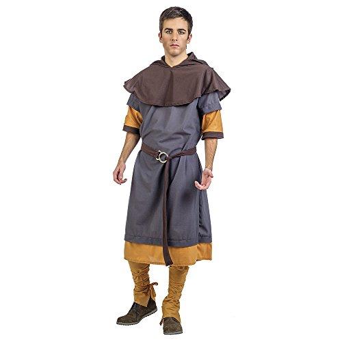 stüm Mittelalterliche Fabrice, Größe M (MA611) (Mittelalterliche Männer Kostüme)