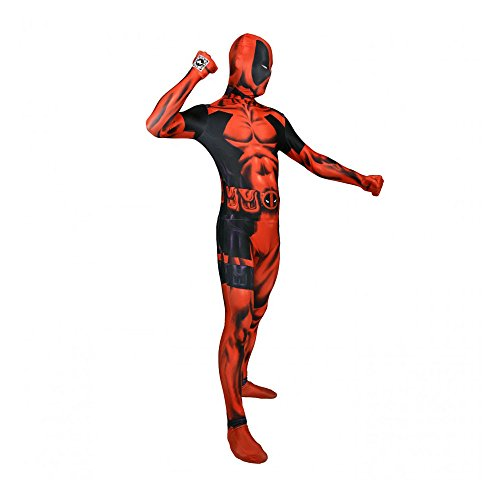 Imagen de morphsuits  disfraz de segunda piel pegado al cuerpo infantil, talla xxl mlzdp2  alternativa