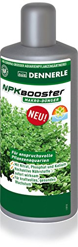 Dennerle 4453 NPK-Booster Makro-Dünger für Aquarienpflanzen, 100 ml Pflanzenaquarien