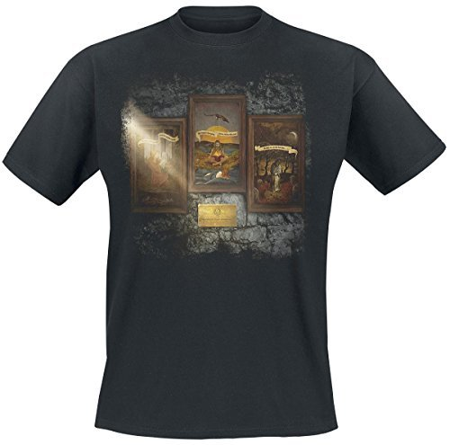 Opeth Communion T-Shirt nero S