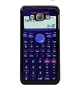 printtech Calculator Scientific Back Case Cover for Samsung Galaxy J1 (2016) :: Samsung Galaxy J1 (2016) Duos with dual-SIM card slots :: Galaxy Express 3 J120A (AT&T); J120H, J120M, J120M, J120T