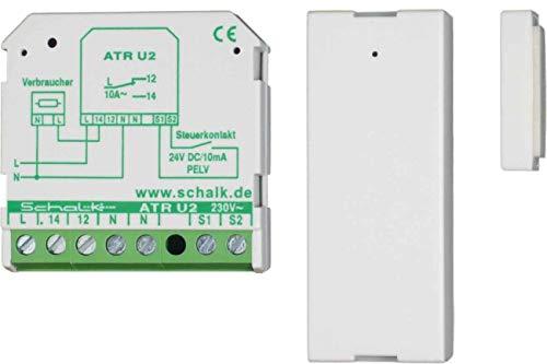 Schalk Zu-/Abluftset ZAS K2 Sonstiges Relais 4046929401081