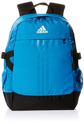 adidas Bp Power III - Mochila, color azul claro, talla M
