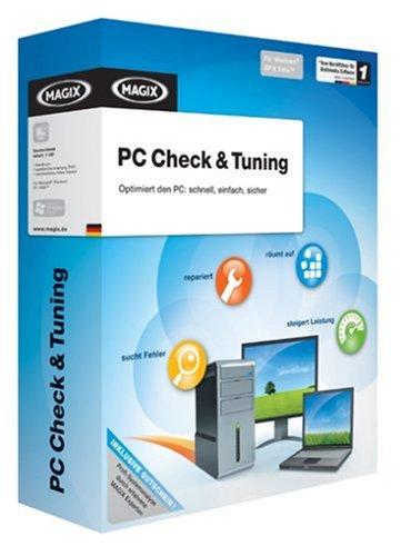 MAGIX PC Check &Tuning