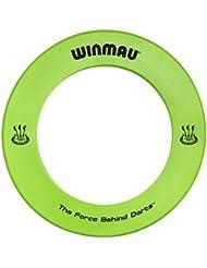 Winmau professionnelle Imprimé Cible de fléchettes Surround–Vert (nouvelle gamme)