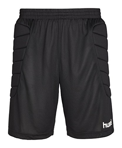 Hummel Jungen Essential Gk Shorts W Padding, Black, 116-128