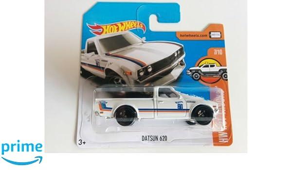 Trucks 620 Wheels 2017 Datsun Hot Card 181365short Hw White F6vbgy7y