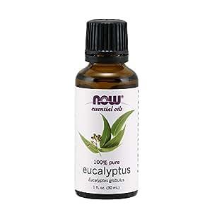 Huile d'Eucalyptus - 30 ml - Now foods