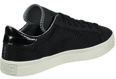 Chaussures Adidas Court Vantage AQ5462 Noir