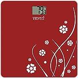 Venus EPS-2001 Electronic Bathroom Scale (Black)