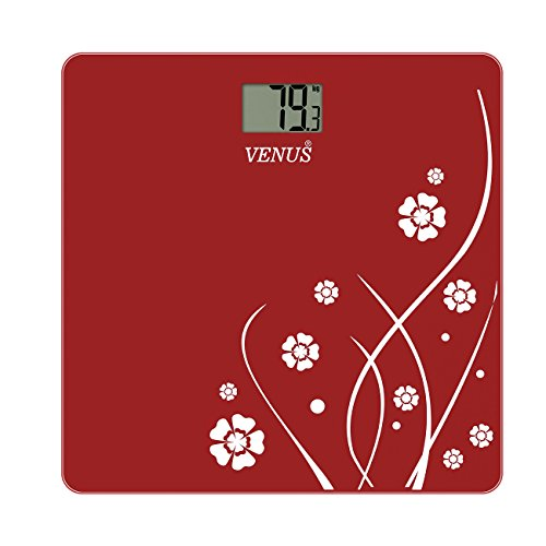 Venus EPS-2001 Electronic Bathroom Scale (Black)