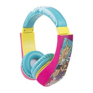1f5c0cc1be0 ... Barbie Kid Safe Over The Ear Headphone w/Volume Limiter (30359)