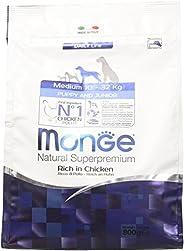 Monge Cane Medium Puppy&Junior Gr