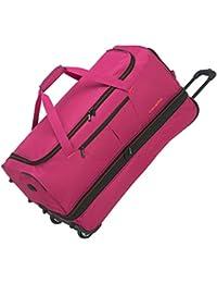 Travelite Basics Trolley Reisetasche Auf Rollen 70cm, Erweiterbar Auf 119 Liter Volumen, In Sechs Farben Tote da viaggio, 70 centimeters