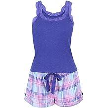Corta pijama Primark dulcito pijamay en Jeans Lila