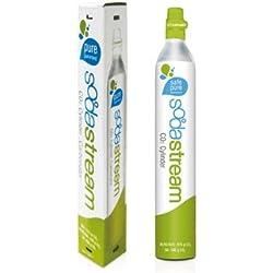 Sodastream 30193300 Cartouche pour Machine à Gaz 1 Cylindre